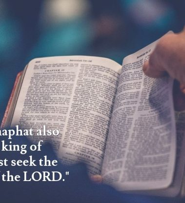The Bible reading January